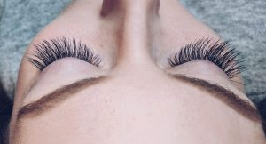 eyelash extensions, pov